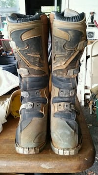 Motorcycle riding boots Commerce, 30529