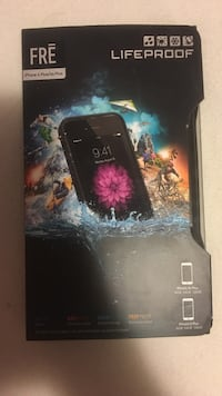Brand new life proof case for 6 plus
