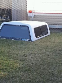 Truck Canopy very good shape Airdrie, T4B 3M8