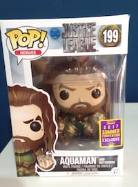 Funko Aquaman SDCC17