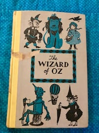 The Wizard of Oz book Paterson, 07505