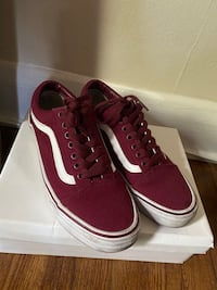 Vans size 8 Baltimore, 21212