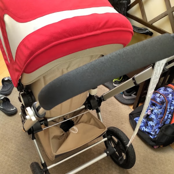 Cameleon Bugaboo stroller with accessories. Excellent condition.   9f563a89-0eb9-4781-a96f-15b63cd05525