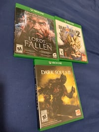 XBOX ONE GAMES New York, 11416