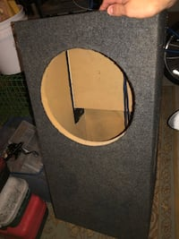 12' Subwoofer Box Mount Pleasant, 29464