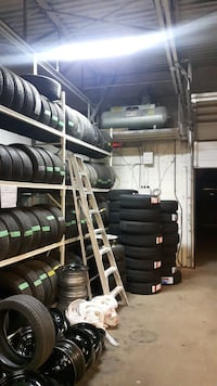 Sell new winter tire and by your used tire