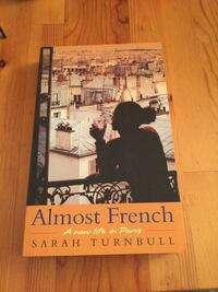 Almost French Sarah Turnbull