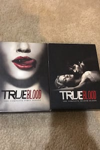 True Blood S 1 & 2 complete Gaithersburg, 20877