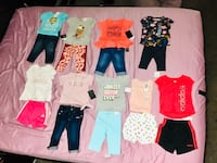 Brand new clothes size 12months!! Baby girl clothes