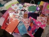 Over 25 bags,tissue paper and 10 brand new boxes Festus, 63028