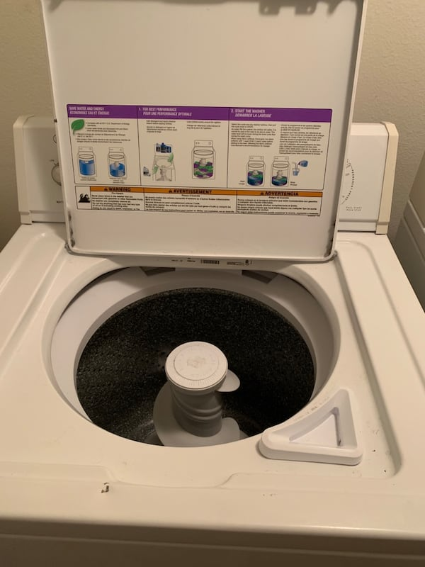 Washing machine + Free dryer! 2