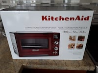 Kitchen Aid Convection Oven Burlington