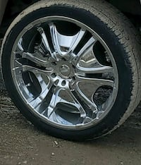 rims 24 chevy trade for tools rims 20' Anchorage