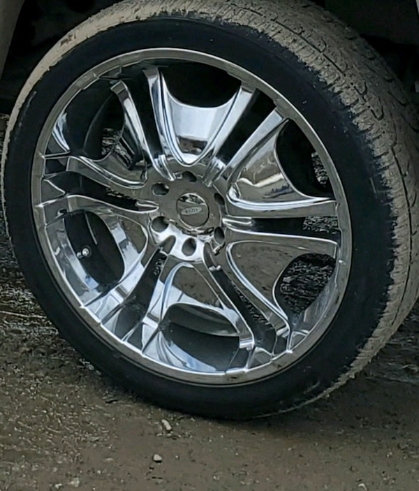 rims 24 chevy trade for tools rims 20'
