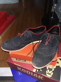 Authentic wing tip Gucci shoes size 10 $150 Cambridge, N1T 1K9