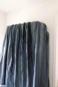 Silk Taffeta Designer Drapes with Blackout Lining