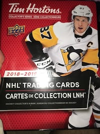 Tim Hortons Hockey Cards 2018/2019 Toronto, M3J 1P5