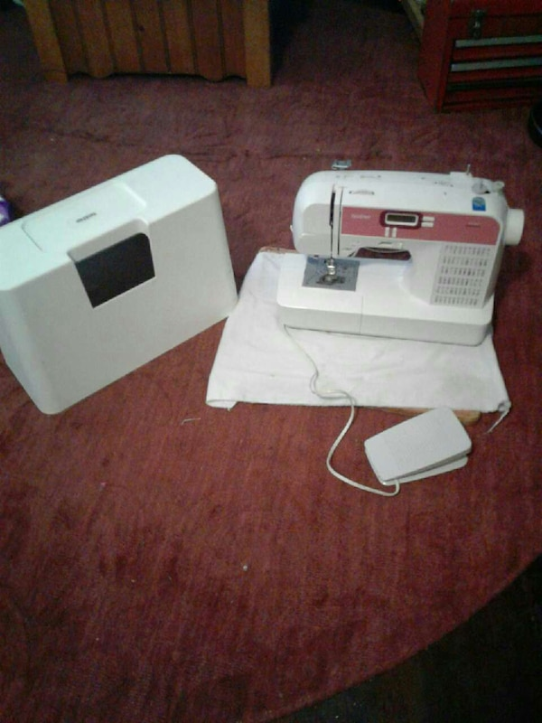 Used Brother EX40 Computeriseal Sewing Machine For Sale In Tacoma Best Brother Ex660 Computerized Sewing Machine
