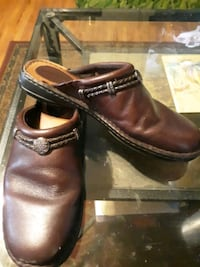 Womens leather shoes size 11 Sioux Falls, 57103