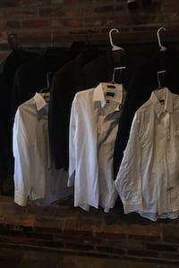 3 Dress Shirts and 5 Sports Coats