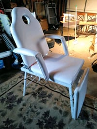 Massage/salon chair