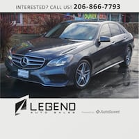 2015 Mercedes-Benz E 350 Burien, 98168