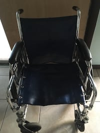 black and gray wheel chair North Port, 34287