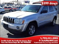 2006 Jeep Grand Cherokee for sale Las Vegas