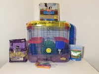 READY TO GO - HAMSTER CAGE AND MORE Cambridge