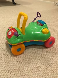 Playskool ride on toy