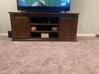 "Rustic 70"" Tv Console Table Visalia"