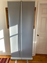 "BANNER STAND, RETRACTABLE, 33'X80"" $75 Huntersville, 28078"