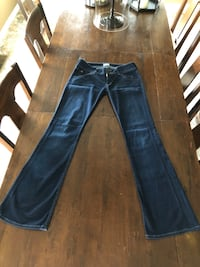 Flare Out Husdon Jeans