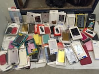 assorted-color smartphone case lot Malmö, 216 25