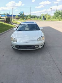 White 2001 Chrysler sebring coupe Overland Park, 66204