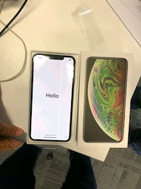 iPhone Xs Max (64gb $725 256gb $775) *30days warranty Washington