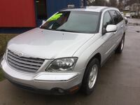 2006 Chrysler Pacifica 4dr Wgn Touring AWD GUARANTEED CREDIT APPROVAL! Des Moines