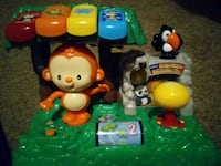 green and red Fisher Price learning toy Johnson City, 37604