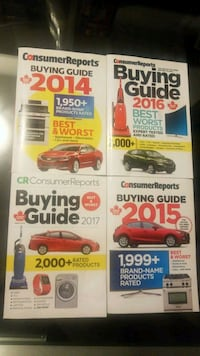 Consumer Reports Buying Guides