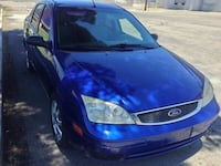2005 Ford Focus - stick shift - smog and title in hand Las Vegas