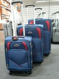 blue and red travel luggage Pico Rivera, 90660