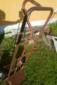 Hand truck/hand pully