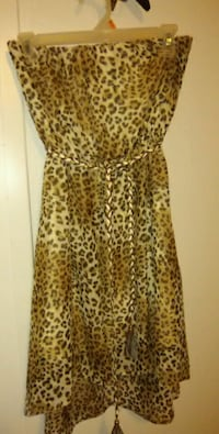 Cheetah Print Dress Jacksonville