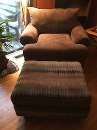 Love Seat with Over Sized Chair & Ottoman Raleigh, 27613