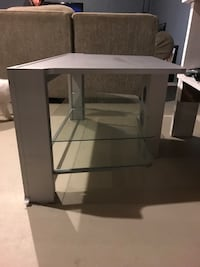 black and gray TV stand Calgary, T3G 2G6