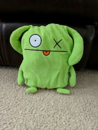 green and black monster plush toy Fort Belvoir, 22060