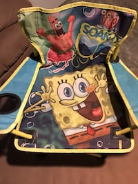 Spongebob Square Pants Child's chair