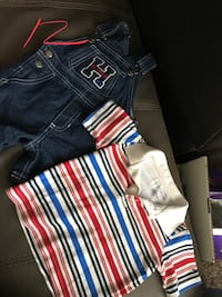 12 month Tommy Hilfiger outfit