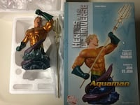 DC Collectibles Aquaman Bust Statue New York, 11428
