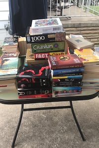 Books and board games Southgate, 48195
